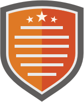 Badge list shield